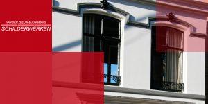 schildersbedrijf in Leiden